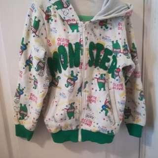 KOREA Boys Goodies Fleece Jacket