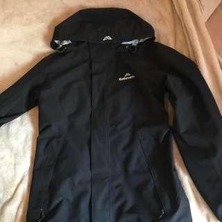 Authentic Kathmandu waterproof jacket