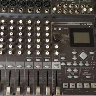 Korg D888 Digital Recording Studio