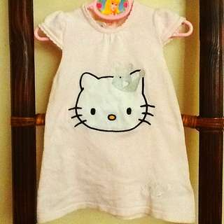 H&M Hello Kitty dress for 6-9mos