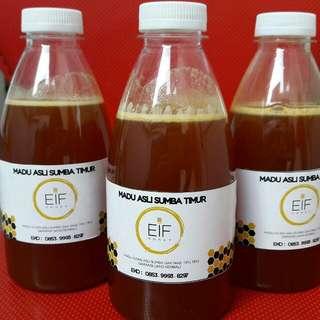 Madu Hutan Liar Sumba (NTT) bukan madu ternak