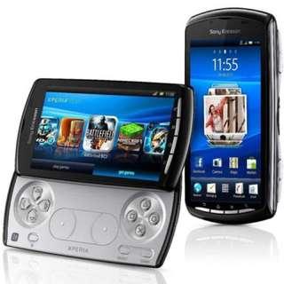 徵求Sony Ericsson Xperia play