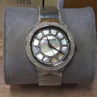 MICHAEL KORS MK watch MK3311 Kerry Pavé Silver-Tone