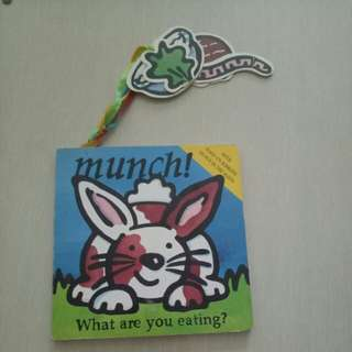 Munch what are you eating?