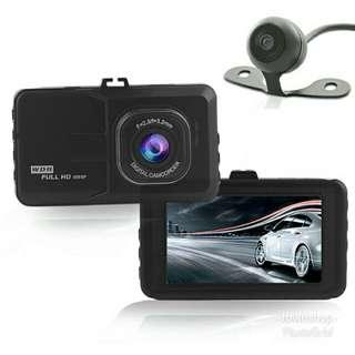 Car Camcorder WDR 2in1