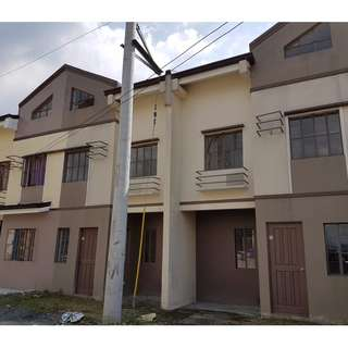 3 Bedroom Townhouse in Montalban Rizal Near Quezon City - Fiorenza Subdivision