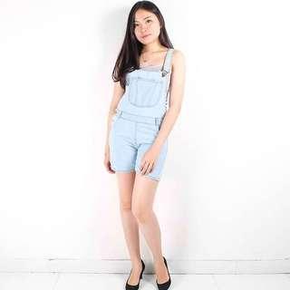 Denim Overall / Denim Jumpsuit / Baju Monyet Jeans