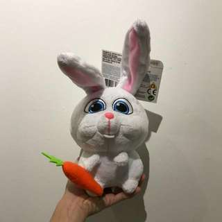 Secret Life Of Pets Rabbit Plushie