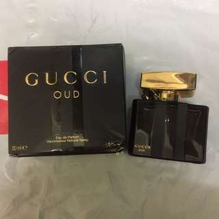 Authentic Gucci Oud EDP 50ml Unisex perfume for men and women