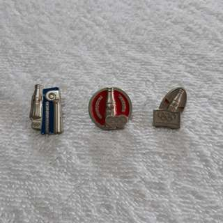 Vintage Coca cola Pin (from japan)