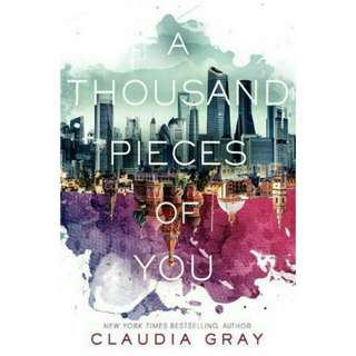 A THOUSAND PIECES OF YOU by Claudia Gray (EBOOK)
