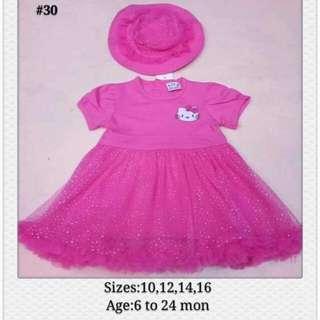 hello kity dress