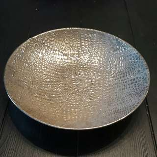 Moving Out Sale  - Bouclair Silver Decor Plate