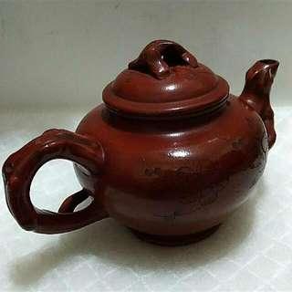 早期珍品老茶壺