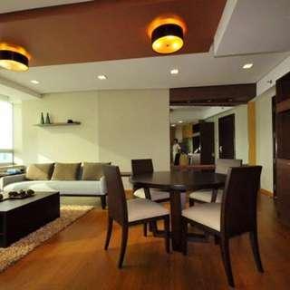 For Rent 1 BR St. Francis Shangrila Place Condominium