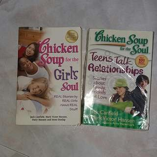 Chicken Soup Books/storybooks!