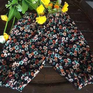 Celana pendek (short pants)