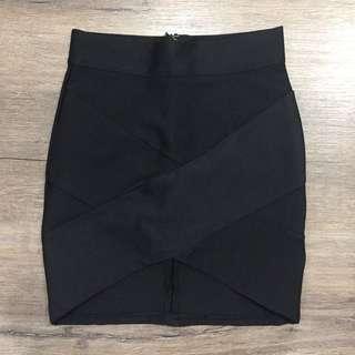 Dissh bandage skirt