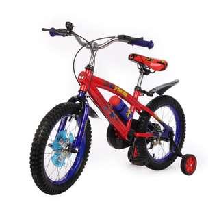 正牌 蜘蛛俠 Spiderman 兒童單車 自行車