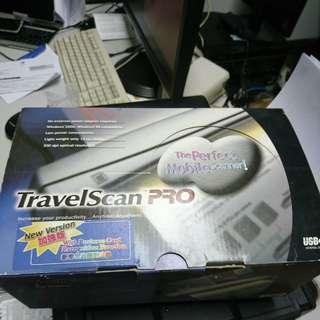 TravelScan pro mobile scanner