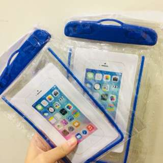 2pcs. Waterproof Pouch for Mobile Phones