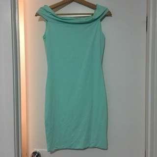 Kookaï Mint Mini Dress