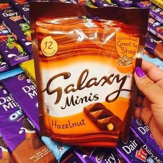 IMPORTED CHOCOLATES!! GALAXY