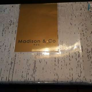 Moving Out Sale - Madison & Co Queen Fitted Sheet