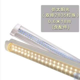 LED Full Spectrum Grow Light T8 out of stock