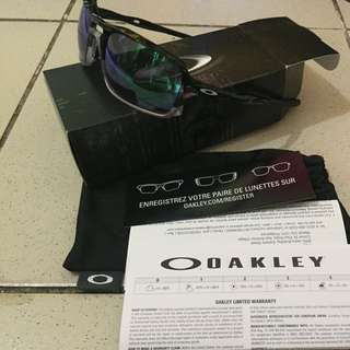 Oakley Triggerman Authentic