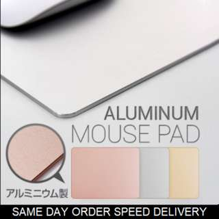 Aluminium Mousepad for PC / Android Tablet / iPad / iPad Pro
