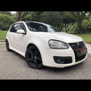 Volkswagen Golf GTI 2.0 Turbo