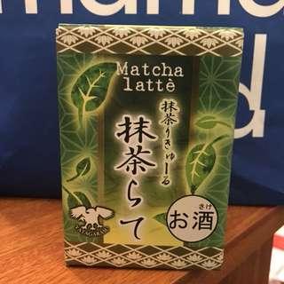 北岡本店 抹茶酒