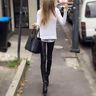 Kookai Leather Pants
