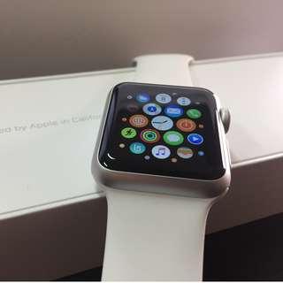 Apple Watch 38mm 2nd Gen Series 1 Silver