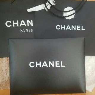 清屋Chanel 紙盒,紙袋