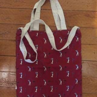 Perfect book bag