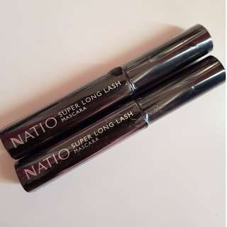 NEW Natio Super Long Lash Mascara
