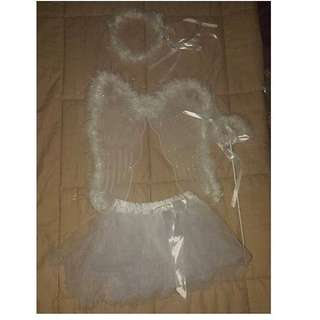 Angel costume good for shoots and any events