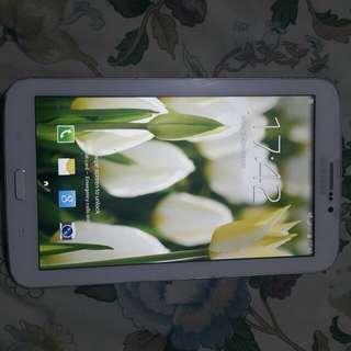 Reprice!!!!Samsung tab 3...16gb wifi 1GB ram....from 3500 to 3000