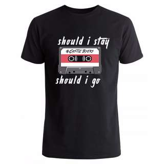 Stranger Things Should I Stay Shirt