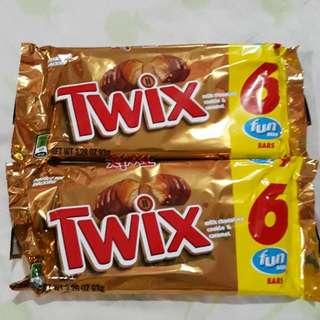Twix6 Fun Size