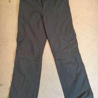 Sz 8 Kathmandu Summer Track Pants