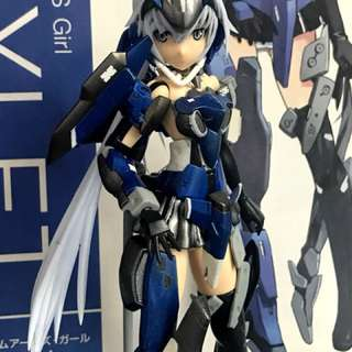 Frame Arm Girls Stylet (painted build)