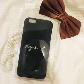 iPhone 6 Case - Agnes B (black)