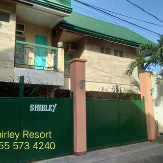 Shirley Private Pool Resort For Rent in Pansol Calamba Laguna