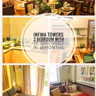 Condo for sale in Quezon City near Cubao and Katipunan 20% down payable in 46months