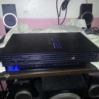 Ps2 phat black package Negotiable