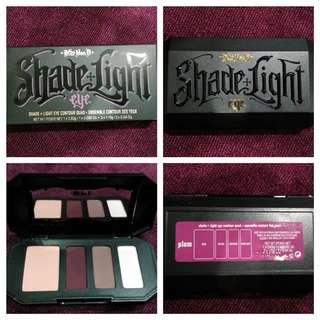 Kat Von D Beauty Shade + Light Eye Contour Quad Plum (matte purples)