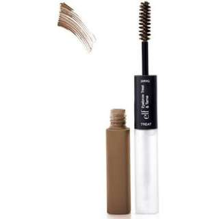 ELF eyebrow tint and treat